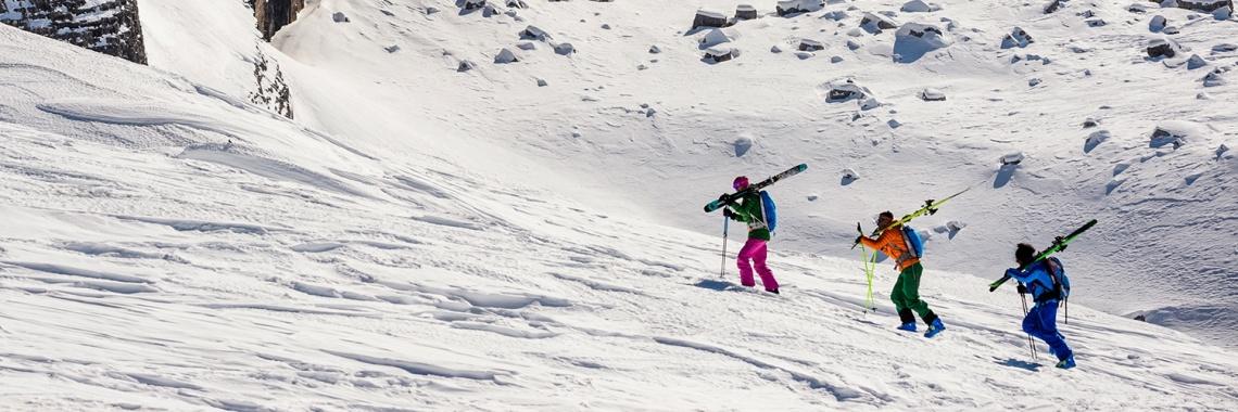 Unsere Highlights: Wintersport/Safety Equipment