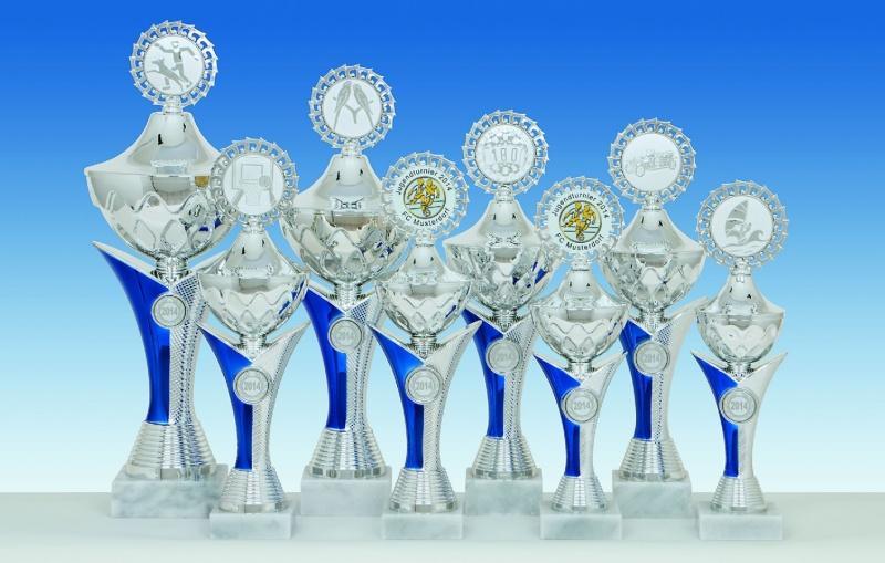 Pokale und Medaillen