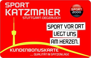 Sport Katzmaier Kundenkarte