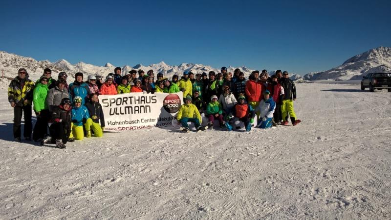Unser Ullmi-Skitest Sölden 2015 war genial!