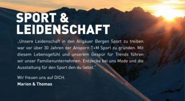 T + M - Sport