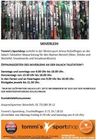 Skiverleih Wintersport-Arena Holzelfingen
