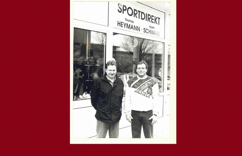 NEUERÖFFNUNG Sportdirekt