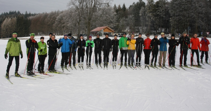 Langlauf-Skating-Schnupperkurs