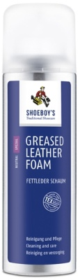 Greased Leather Foam 72ml
