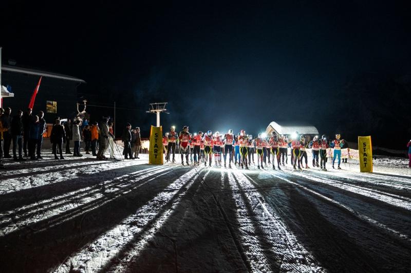 Alpe Mägis Langlauf - Bergrennen
