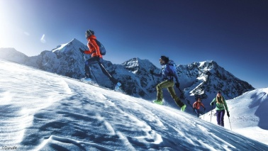 Wintersport Skitouring