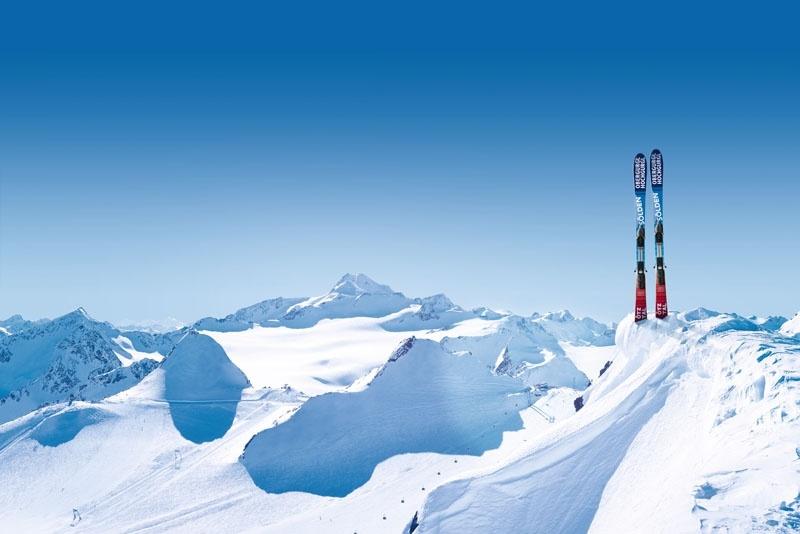 Skitest Sölden