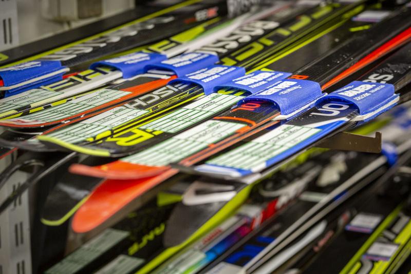 Ski-Schleifen