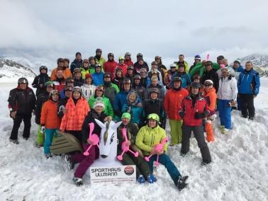 Skitest Sölden 2016