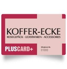 PLUSCARD+, unsere Kundenkarte für Sie