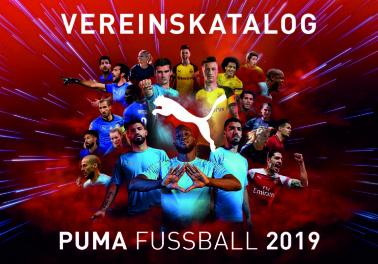 Puma Teamsport Katalog 2019