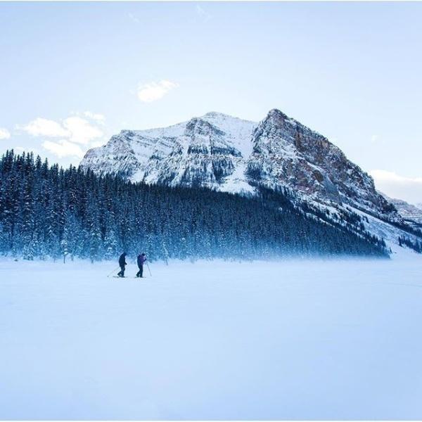 Schneeschuhtour vom Jungfraujoch ins Lötschental