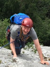 Outdoor-Kletterkurse Stufe 1