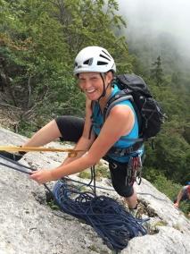 Outdoor-Kletterkurs Stufe 2