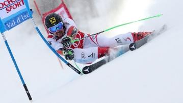 FIS Ski-Weltcup Riesenslalom und Slalom