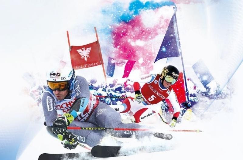 FIS Ski-Weltcup Abfahrt und Kombination