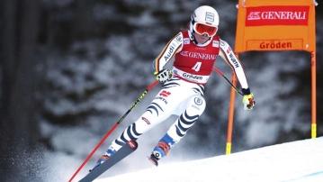 FIS Ski-Weltcup Super-G und Abfahrt