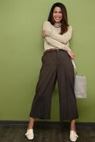 Culotte gekonnt kombinieren: Der Stiefel macht den Look perfekt!