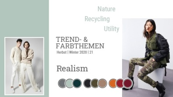 Trend & Farbthemen Herbst/Winter: Realism