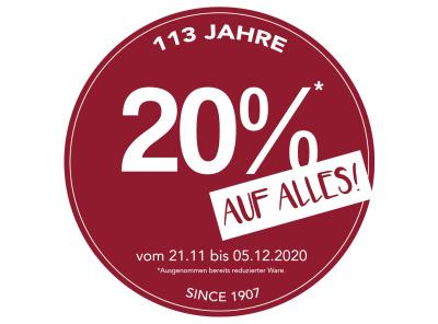 113 Jahre Schuhhaus Blum