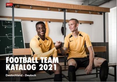 Nike  Football Team Katalog 2021