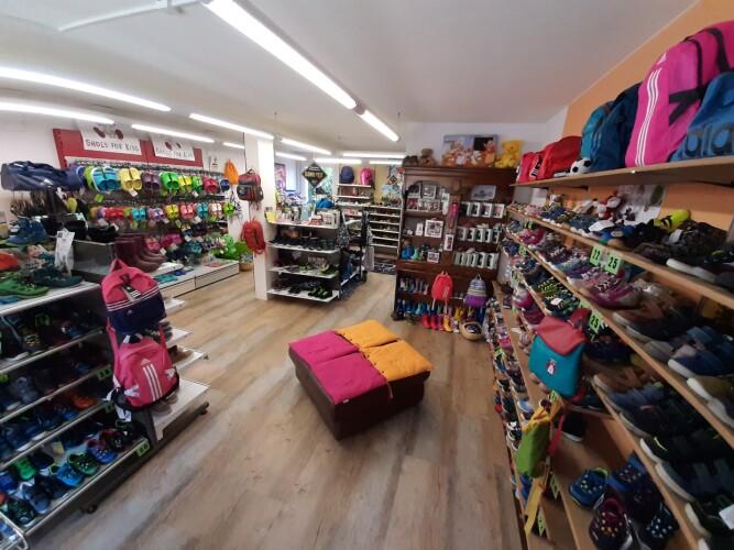 Shoes for kids Herresrain 8  innen 1
