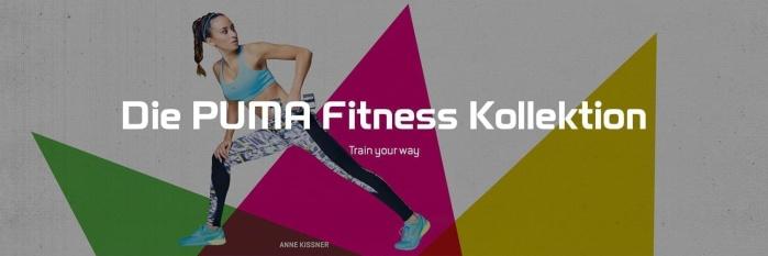 PUMA Fitness Kollektion
