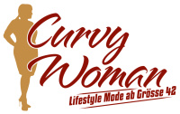 Logo Curvy Woman