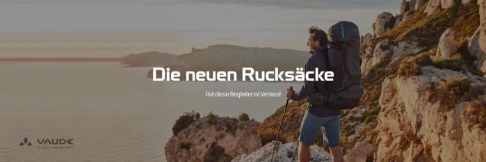 Rucksack-Vergleich
