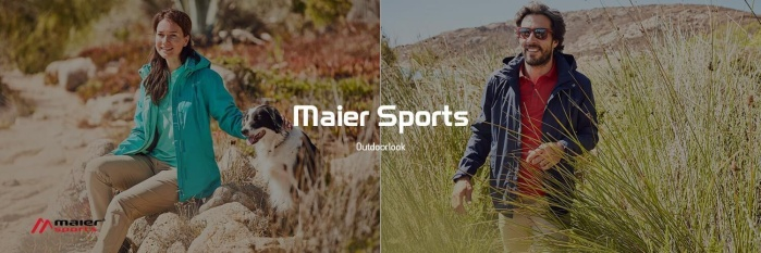 Maier Sports Outdoor Looks