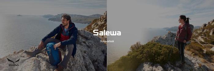 Salewa Outdoor Looks