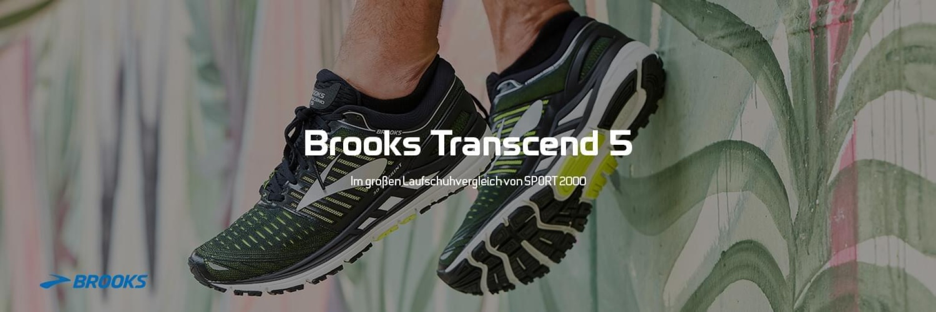 Brooks Laufschuhe