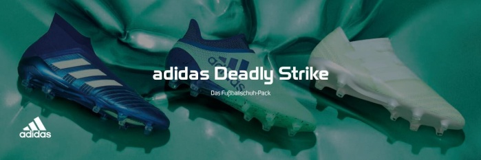 adidas Deadly Strike
