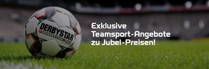 Teamsport Juni 2018