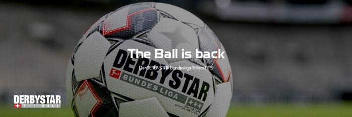 Derbystar Bundesliga-Kollektion