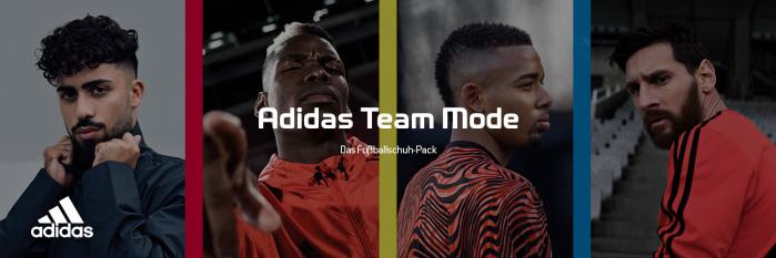adidas Team Mode