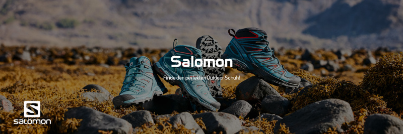 Salomon Outdoorschuhe
