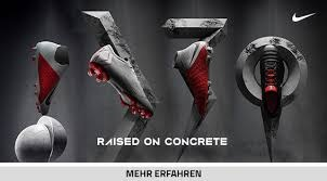 Nike Raised on Create