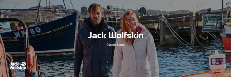 Jack Wolfskin Outdoor-Looks