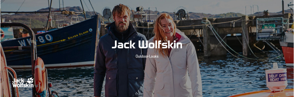 Jack Wolfskin Outdoor-Looks