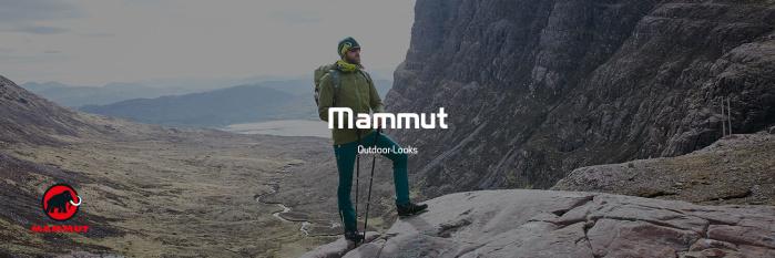 Mammut Outdoor-Look