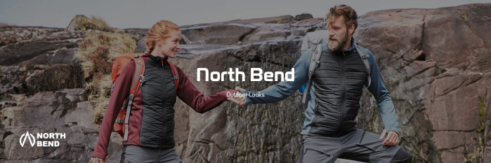 North Bend Outdoor-Look Funktion