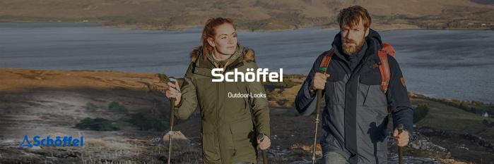 Schöffel Outdoor-Looks