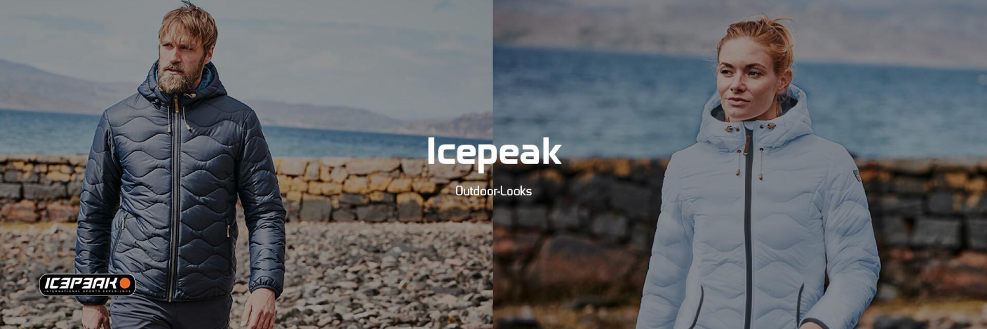 Icepeak Outdoor-Looks