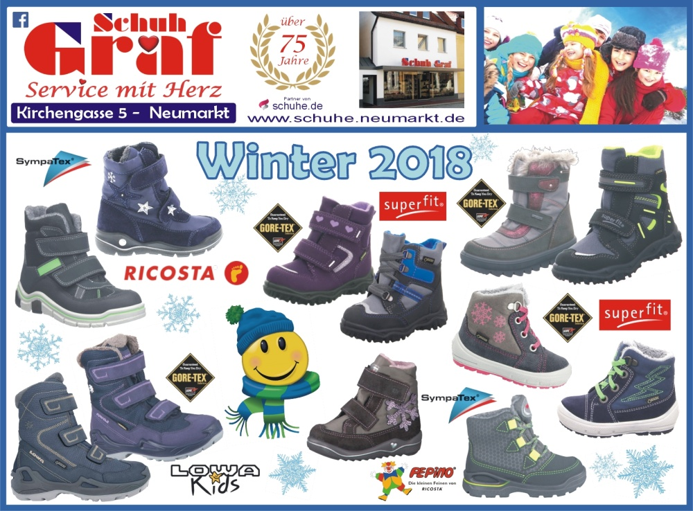 Winter Kids 2018