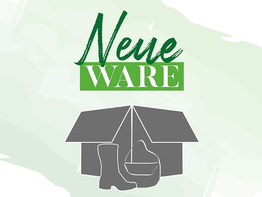 Aktionen/Anlässe - Neue Ware_Illustration