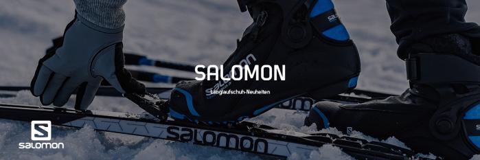 Salomon Langlaufschuhe