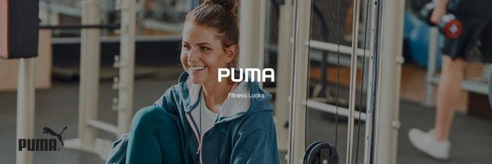 Puma Fitness-Look Damen