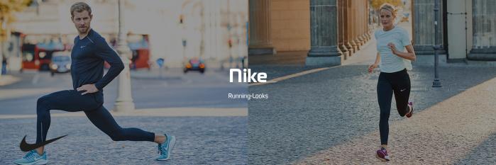 Nike Running-Look